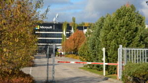Microsoft i Salo hösten 2015