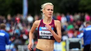 Sandra Eriksson, Paavo Nurmi Games 2015.