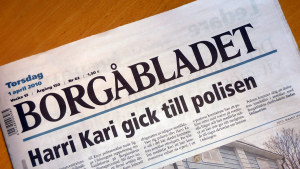Borgåbladet