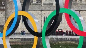Inför OS i London 2012