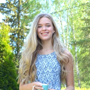 Sofia Jansson, student