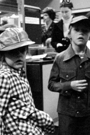 Barn i klädaffär, Yle 1973