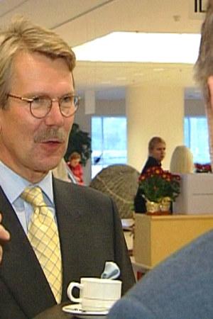 Björn Wahlroos och Claes Andersson, Yle 2002