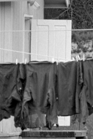 Kläder på klädstreck, Yle 1965