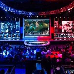 League of Legendsin LCS-liiga kerää satoja katsojia joka viikko paikan päälle seuraamaan otteluita