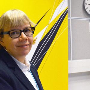 Julkisen sanan neuvoston puheenjohtaja Elina Grundström