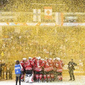 Kanada är regerande världsmästare i nästa års VM.
