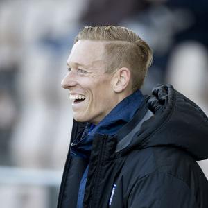 Mikael Forssell i HJK 2016.