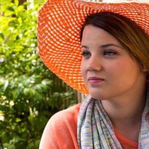 Rosa Hautala näyttelee Vilma Haavistoa.