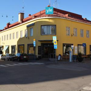 SImolinhuset i Borgå