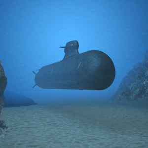 Den nya generationens ubåt tillverkas av Saab Kockums.