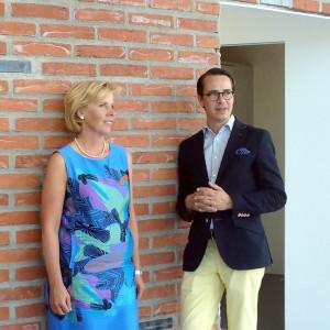 Anna-Maja Henriksson och Carl Haglund