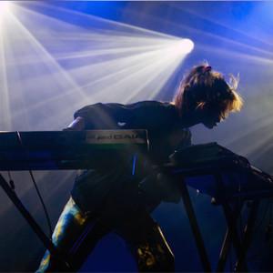 Artisten Grimes på Flow 2013.