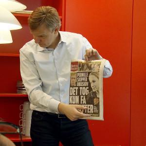 Ekstra Bladet - tidning i kris