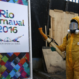 Brasilien bekämpar zikaviruset