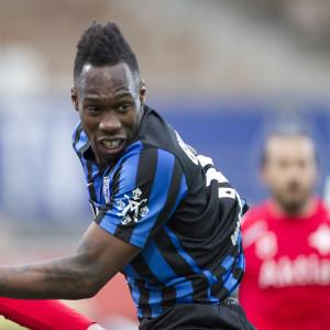 Guy Gnabouyou lyckades bäst av Inters anfallare ifjol.