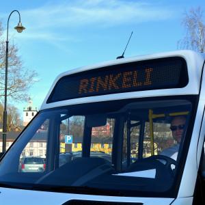 sommarbussen i Borgå
