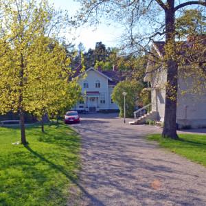 Västersundoms skola i Vanda.