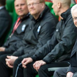 Hasse Backe ser fram emot landskamperna mot Belgien och Italien.