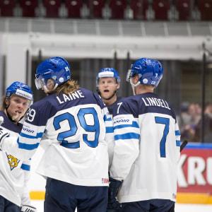 Finlands spelare, ishockey-VM 2016.