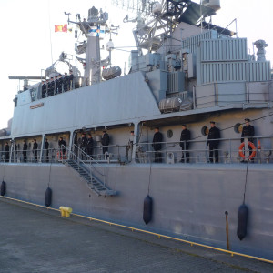Minfartyget Pohjanmaa i Vasa