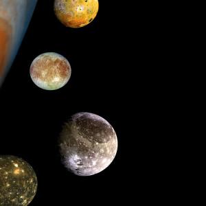 Jupiterin kuut