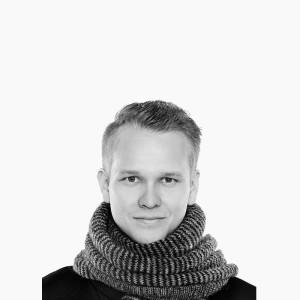 Petri Vilén kuvassa.