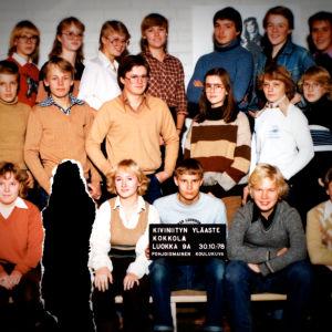 Mitä omista yläastevuosistaan muistaa 50-vuotiaana? Millaisia elämänkohtaloita mahtuu yhteen peruskoululuokalliseen?