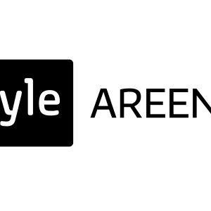 Yle Areena -logo lapset-sivulle Fyndiin