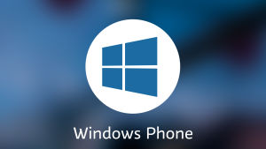 Windows phone-applikaatio