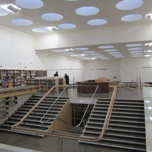 Alvar Aaltos bibliotek i Viborg