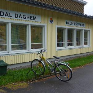 Dal daghem i Ingå.