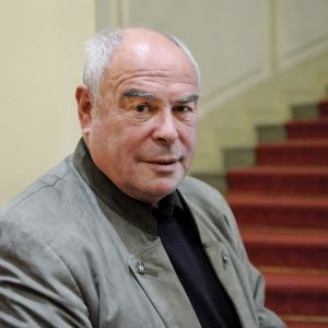 Den estniska dirigenten Eri Klas.