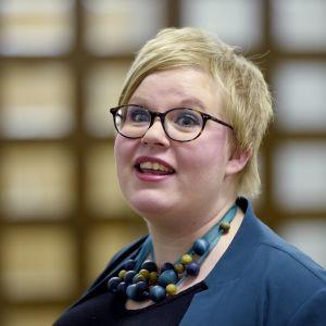 Centerns riksdagsledamot Annika Saarikko.