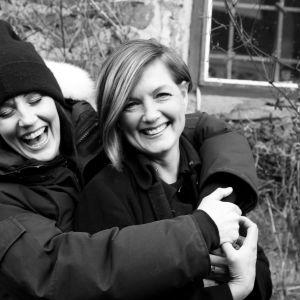 Sandra Helsing och Maria Sundblom Lindberg, Mammapolis, huvudbild
