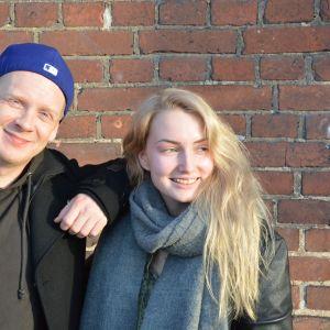 Anna Karlsson och Redrama.