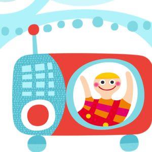 Pikku Kakkosen radion Àreena-kuva