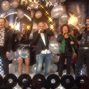 Frederik, Eini, Sami Hintsanen, Vicky Rosti ja Frederik