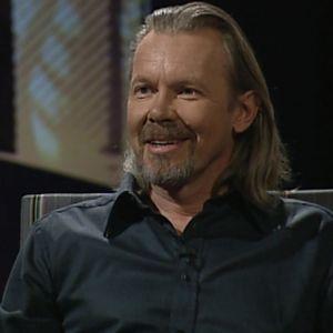 J. Karjalainen Mansikkapaikan vieraana 2011.