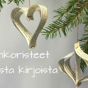 kuvassa joulukoristeta