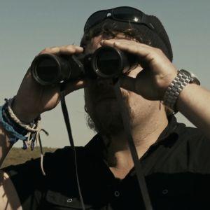Ville Haapasalo ja Volga 30 päivässä, bongaamassa antilooppeja