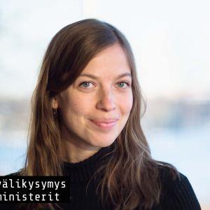Kansanedustaja Li Andersson
