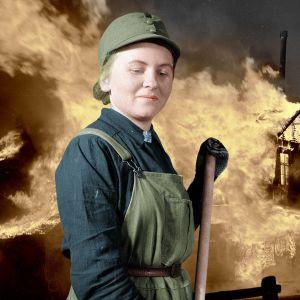 Naisten piti olla valittamatta sodan jälkeen