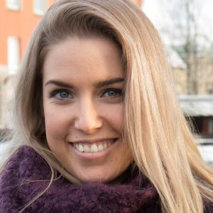 Uuden päivän Krista Kortelainen (Thelma Siberg)