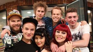 Vihreät Valot, Uusi päivä -show