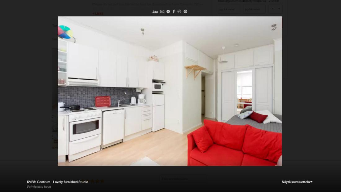 Här är de dyraste och billigaste Airbnb-bostäderna i huvudstadsregionen | Huvudstadsregionen ...
