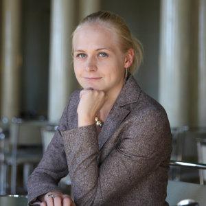 Elina Lepomäki.