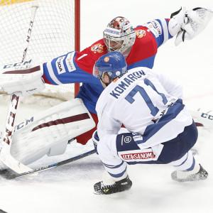 Leo Komarov.