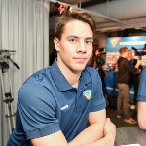Är Juuse Saros Finlands förstamålvakt i VM?