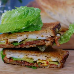 supertunn club sandwich